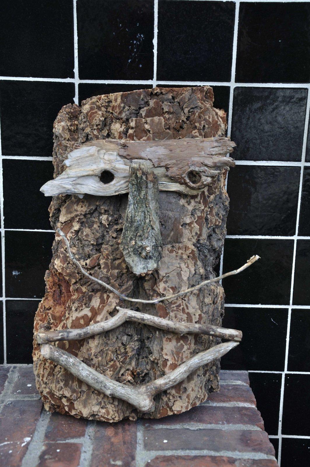 - Dali Dali - Upcycle Your Life Woodart By Decreatievelink.nl