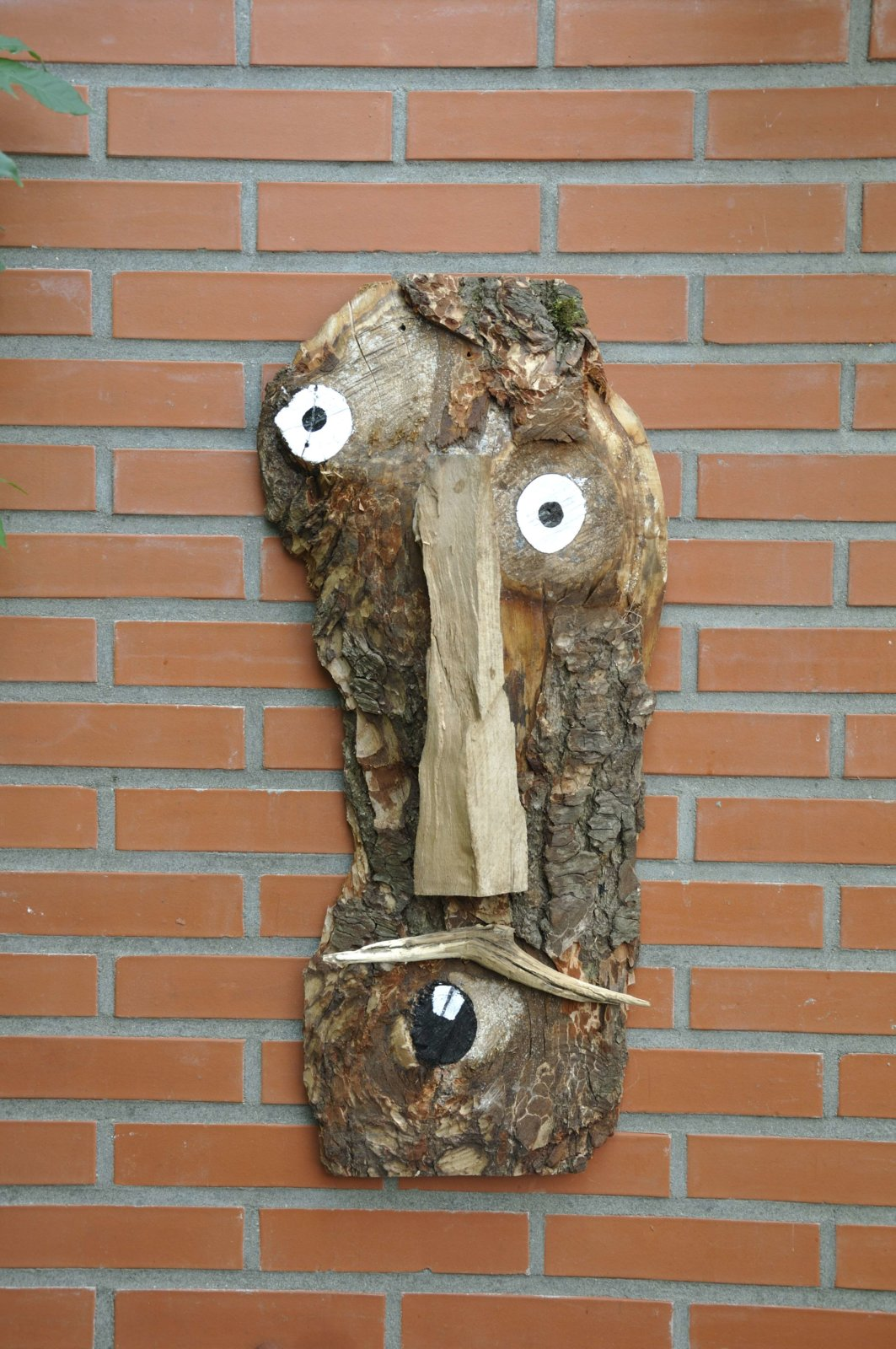 - Oh Ooooh I Have A Mostage - Upcycle Your Life Woodart By Decreatievelink.nl