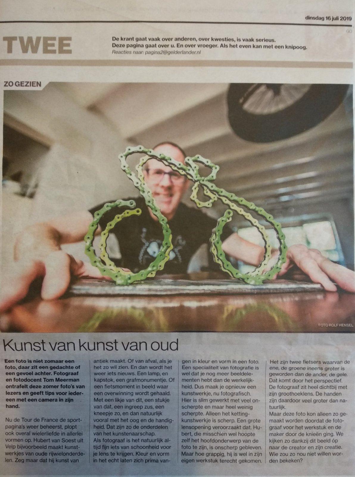 DeGelderlander Artikel Kunst Van Kunst Van Oud Decreatievelink