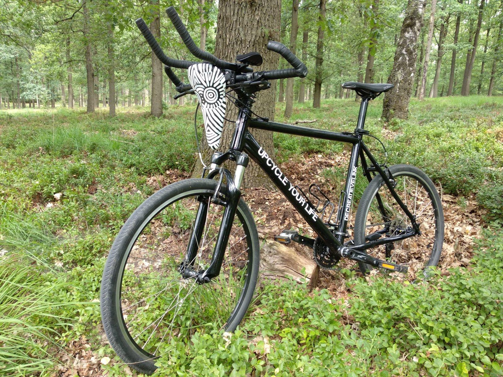 Decreatievelink Upcycle Your Life Bike