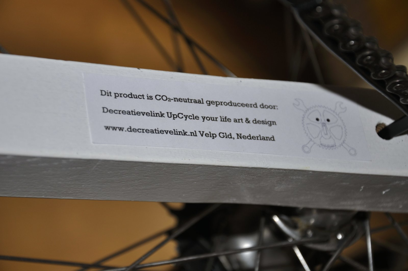 Lichtfiets Productinfo CO2 Neutraal Geproduceerd In Velp