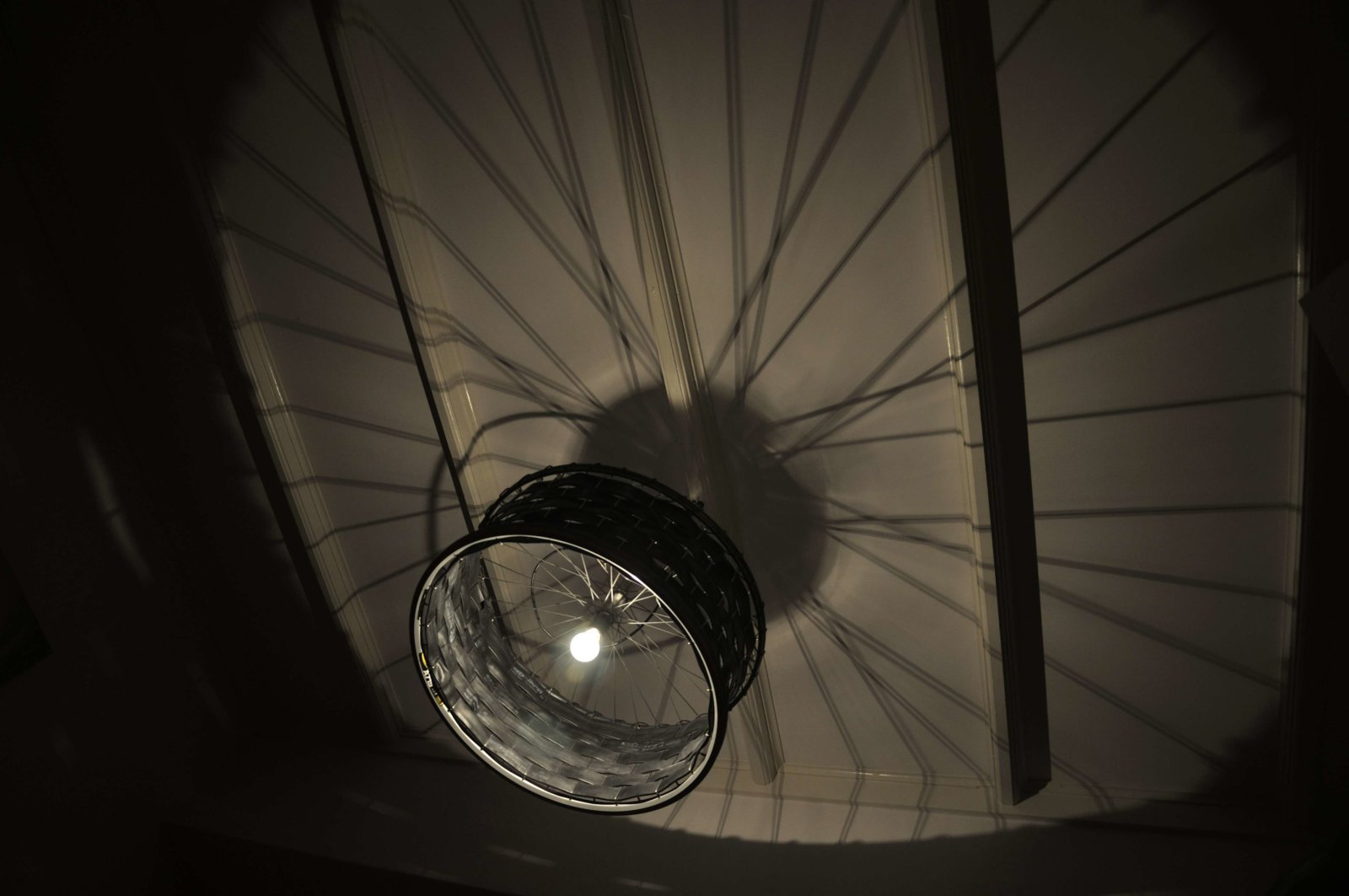 Lichtwiel Inside Outside Lamp By Decreatievelink Schaduwwerking