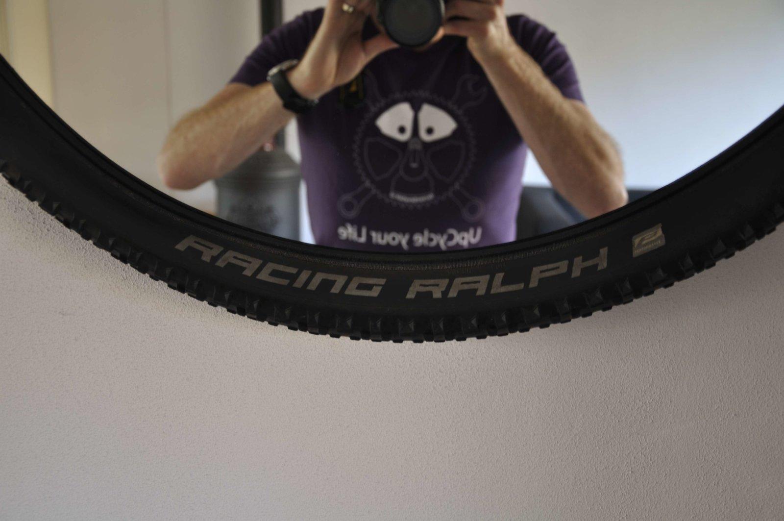 Racing Ralph MTB Spiegel Decreatievelink Upcycle Your Life
