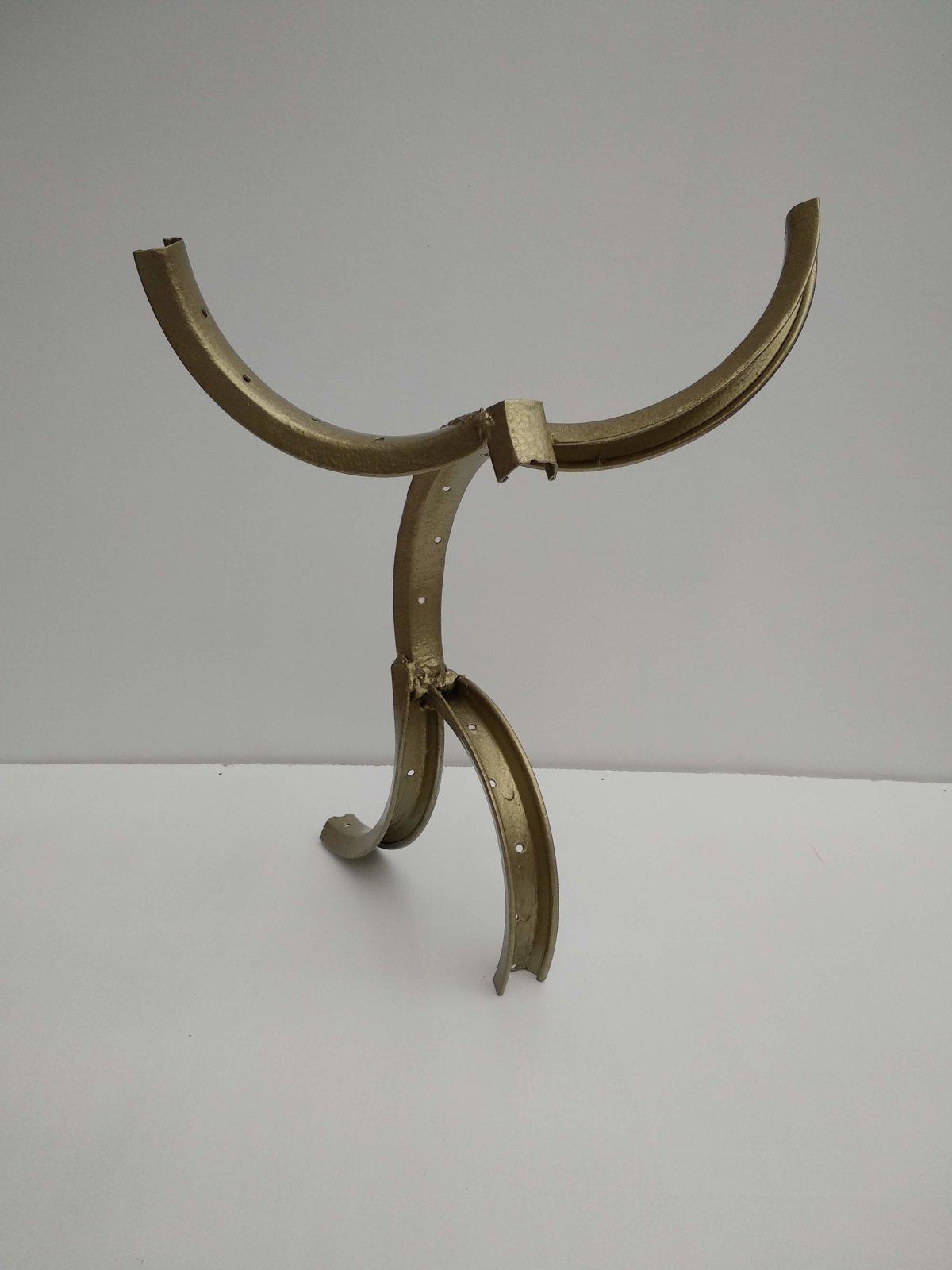 Sculpture Released Form A Circle Bicycle Art Primoz Roglic Telemark Decreatievelink