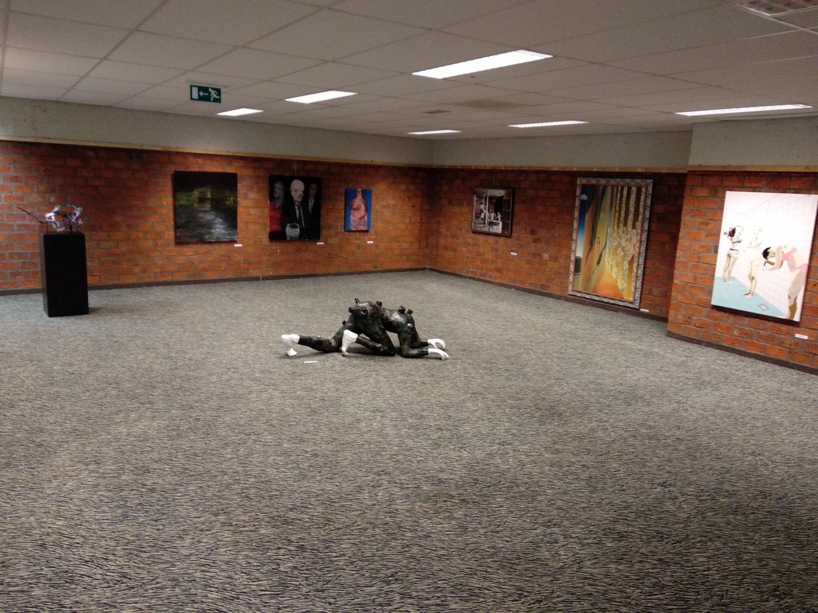Sfeerimpressie Expositie Tijdgeest Nieuwe Ruimte Den Heuvel 32 Velp