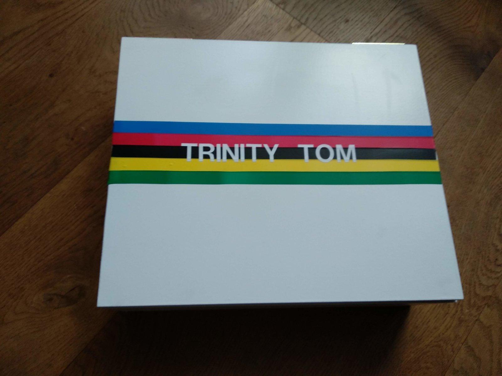 Trinity Tom Geschenkdoos Voor Tom Dumoulin