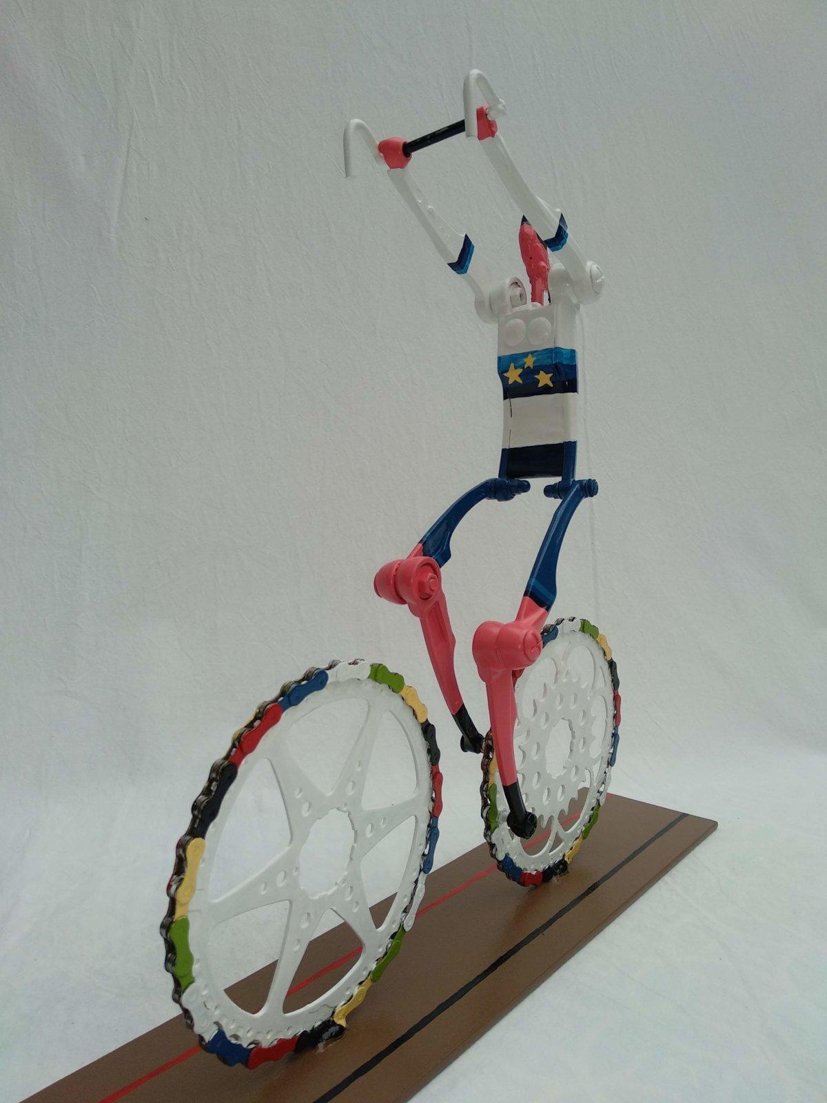Victorie In Alkmaar European Champion Road Cycling Art By Decreatievelink