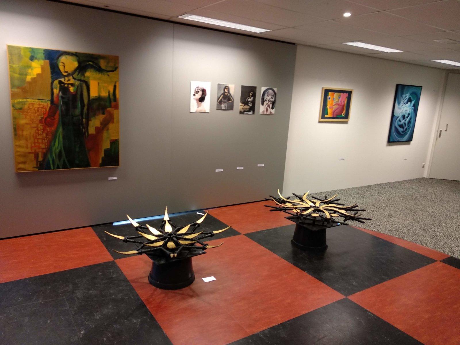Impresse Expositie Tijdgeest Nieuwe Ruimte Den Heuvel 32 Velp