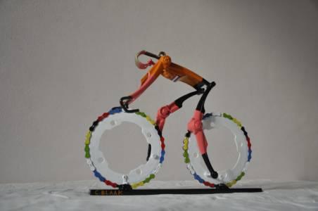 Chantal Blaak Wereldkampioen 2017 Fietskunst Door Decreatievelink