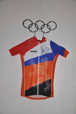 De Olympische Kleerhanger By Decreatievelink Upcycle Your Life Art & Design