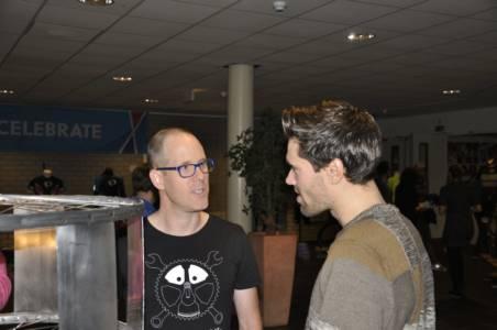 Decreatievelink Met Tom Dumoulin In Gesprek