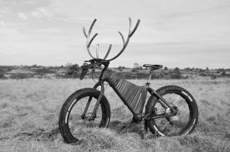 Oh Deere Animalized Fatbike made by Decreatievelink