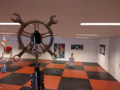 Expositie Tijdgeest Nieuwe Ruimte Den Heuvel 32 Velp