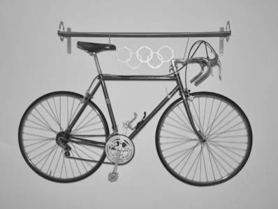 Fietsboekrek Olympia By Decreatievelink Retro