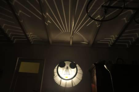 GeenGezichtaandeWandlamp Lichteffecten By Decreatievelink