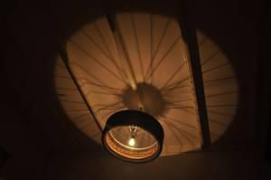 Het Lichtwiel In Het Donker 1