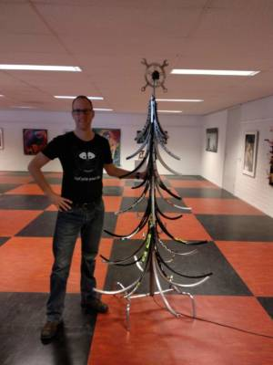 Hubert Decreatievelink Van Soest & Upcycle Your Christmas Tree