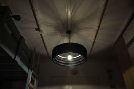 Lichtwiel X-King MTB Lamp Lichteffect Created By Decreatievelink
