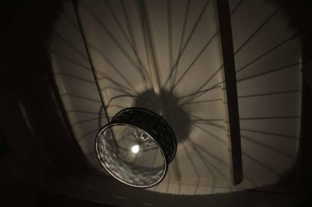 Lichtwiel Inside Outside Lamp By Decreatievelink Schaduwwerking