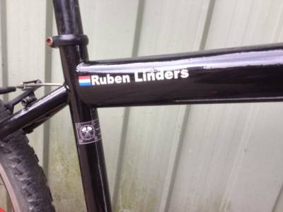 Upcycled Voor Ruben Linders By Decreatievelink