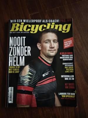 Bicycling Magazine 2019 Editie 4 Met Fietskunst Van Decreatievelink.nl