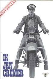 boekcover Ik Jan Cremer uit 1969