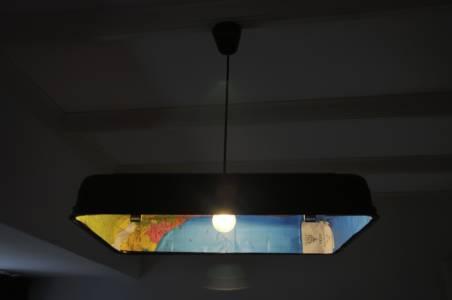 Kofferlamp Peru Front On Made By Decreatievelink